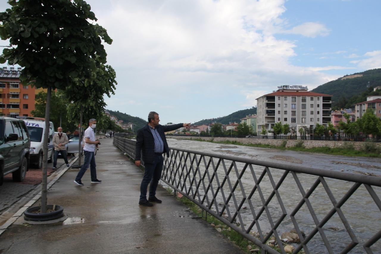 İlçemize Yeni Köprü ve Yenilenecek Köprüler