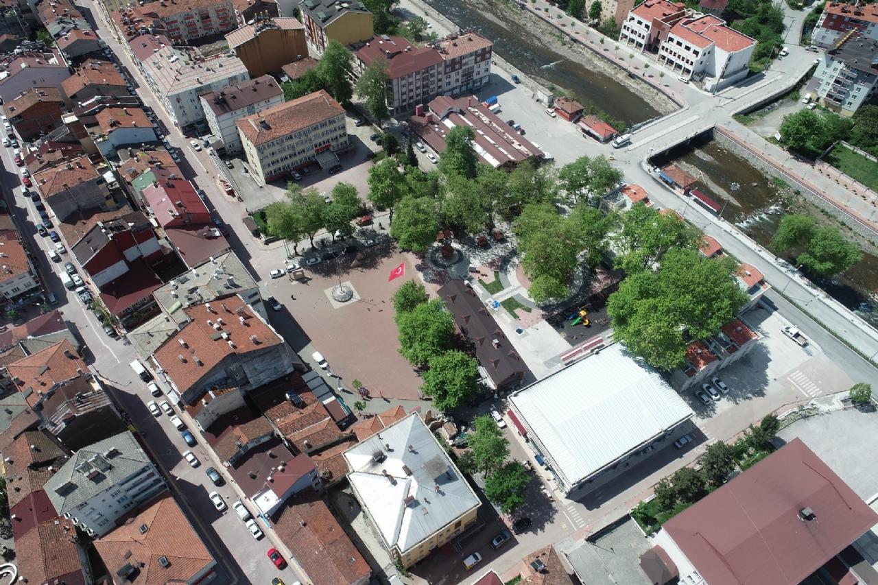 Türk Tarih Meydanı Revize Çalışmaları Tamamlandı