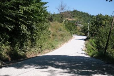 Hamza Mahallesi Yolu Asfalt Kaplandı