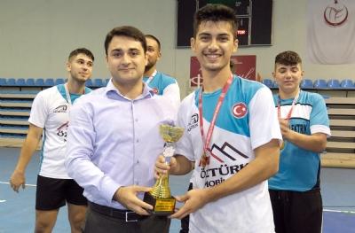 2021 Voleybol Turnuvası Şampiyonu Ormanlar Kanunu Oldu
