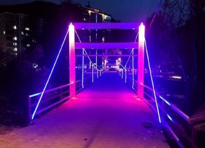 Sınarcık Köprüsü Bakımı ve Işıklandırması Yapıldı
