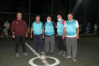Yeni Mini Futbol Sahası Tamamlandı