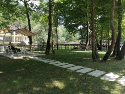 Sınarcık Parkı'nda İyileştirme Çalışmaları Devam Ediyor