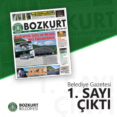 Belediye Gazetesi Yayın Hayatına Başladı
