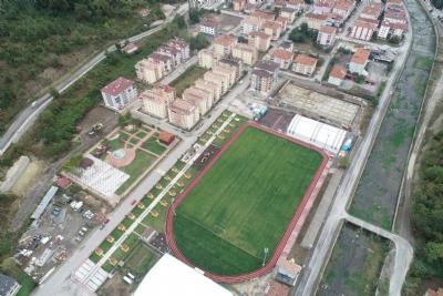 Stadyum Revize Projesi Tamamlandı