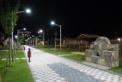 Millet Bahçesi Sağlıklı Yaşam ve Spor Alanı Projesi Tamamlandı