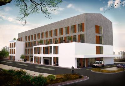 Devlet Hastanemizin Yapımına Başlandı