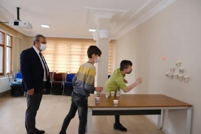 Gençlik Merkezi Çalışmaları Tamamlandı