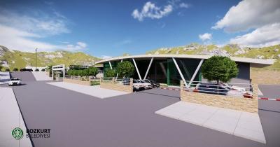 Yeni Terminalin Yapımına Başlandı