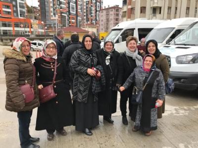 Bozkurt Hanımlarına Kastamonu Gezisi