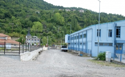 Anaokulu Önündeki Sokak Parke Kaplandı