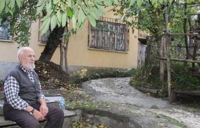 Şen Mahallede Şarampol ve Yürüyüş Yolu Çalışması