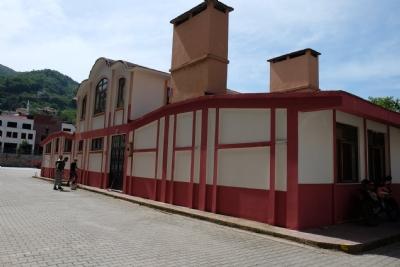 Kapalı Pazar Yeri Bakım ve Onarımı Tamamlandı
