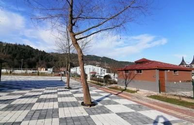 Enver Paşa Parkı Düzenlendi