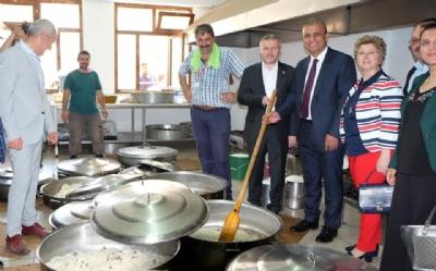 Ramazan ve Kurban Bayramı Pilav Şölenleri Düzenlendi