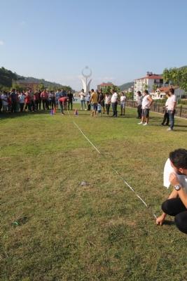 Sınarcık'ta Gençlik Şöleni Düzenlendi