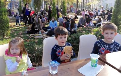 Çocuklarımıza Ara Tatilde Piknik Şöleni