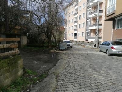 Yüksel Caddesi Yol Genişletme Çalışmaları Başladı