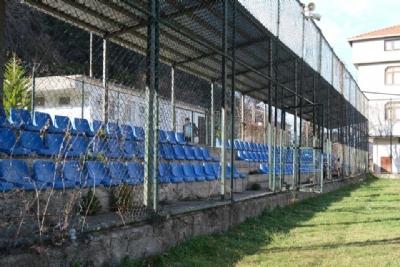 İlişi Köyümüzün Futbol Sahası Yeniliyor