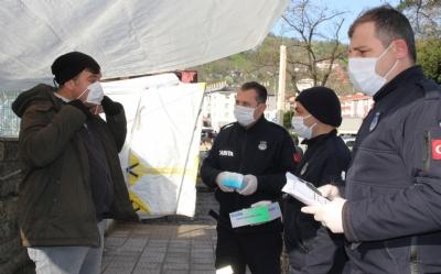 Belediyemiz Koronavirüs Süresince Tedbiri Elden Bırakmadı