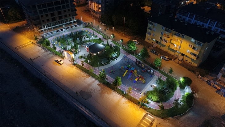 Kazım Özcan Parkı