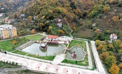 Havuzlu Bahçe