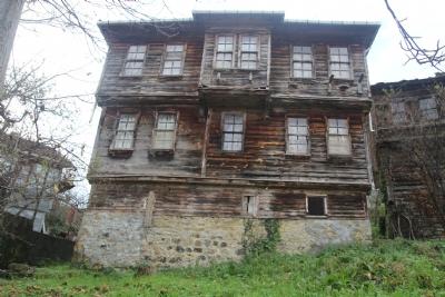 Tarihi Bozkurt Evleri